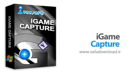 دانلود iGame Capture Pro v1.0.1.6 (نرم افزار تهیه فیلم و عکس از محیط بازی)