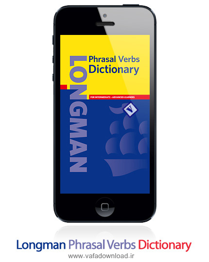 دانلود Longman Phrasal Verbs Dictionary (نرم افزار موبایل دیکشنری لانگمن: افعال عبارتی)