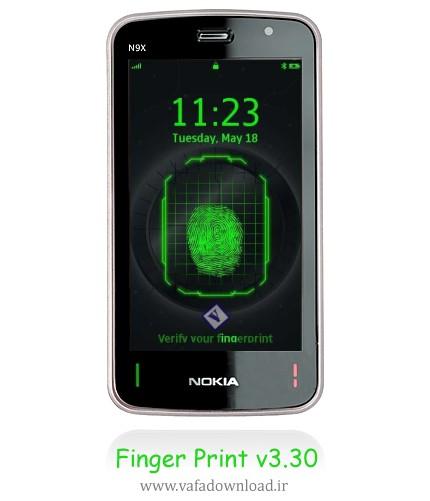 ورژن جدید نرم افزار آنلاک گوشی با اثر انگشت Finger Print v3.30