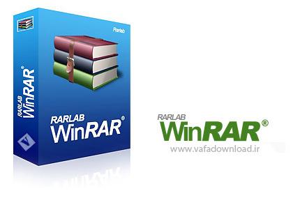 دانلود WinRAR v5.01 x86/x64 (نرم افزار فشرده سازی فایل ها)