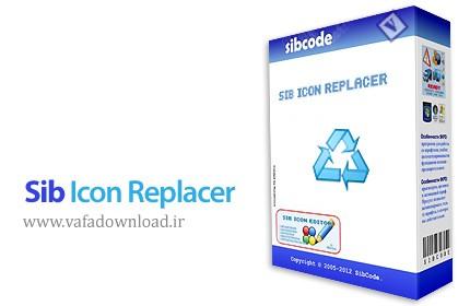 دانلود Sib Icon Replacer v2.31 (نرم افزار تغییر آیکون های درون فایل های EXE و DLL)