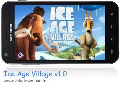 بازی عصر یخبندان Ice Age Village v1.0