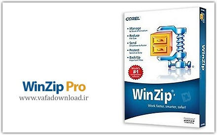 دانلود WinZip Pro v16.0.9715 x86-x64